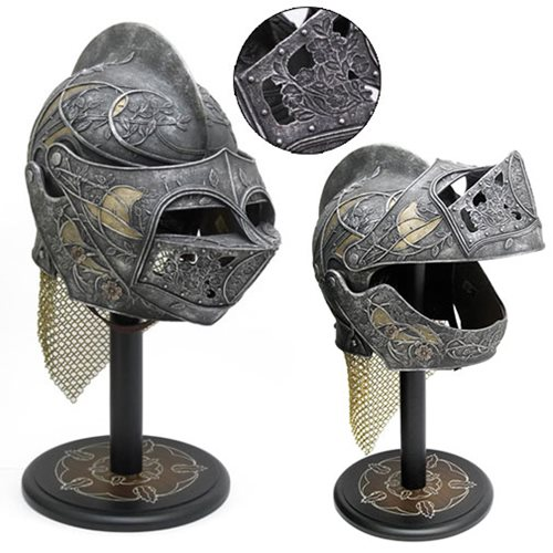 Game Of Thrones Loras Tyrell Helmet Prop Replica