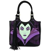 Disney Villains Maleficent Tassel Tote Purse