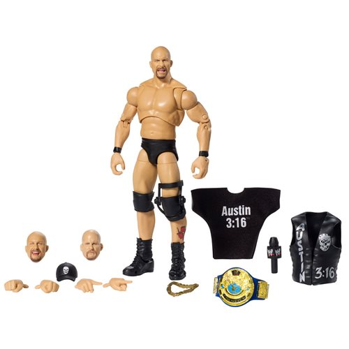 WWE Ultimate Edition Wave 9 Action Figure Case