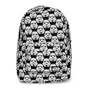 Star Wars Stormtrooper Print Laptop Backpack