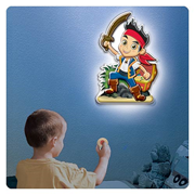 Jake and the Never Land Pirates Talking Room Light
