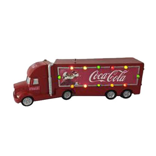 Coca-Cola Light-Up Truck 5-Inch Ornament