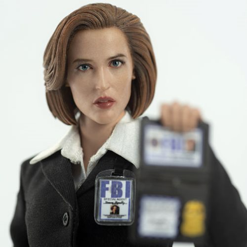 X-Files Agent Dana Scully 1:6 Scale Standard Version Action Figure