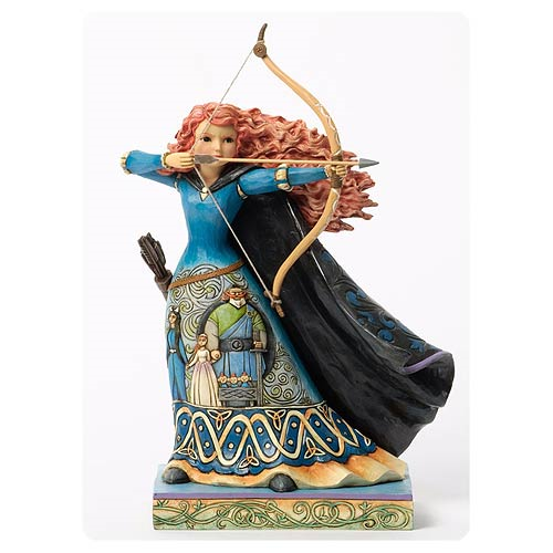 Disney Traditions Princess Brave Merida Statue, Not Mint