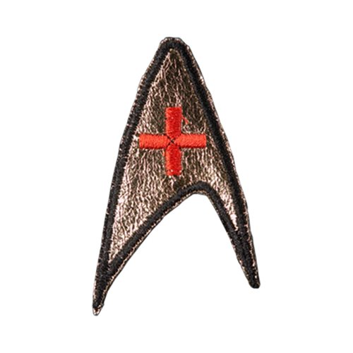 Star Trek: TOS 1st and 2nd Season Red Cross Insignia Patch