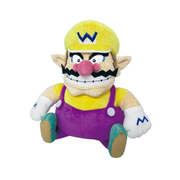 Super Mario All-Stars Wario 10-Inch Plush