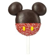 Mickey Mouse Icon Apple Candy PVC Magnet