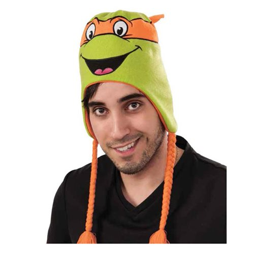 Teenage Mutant Ninja Turtles Michelangelo Laplander Hat