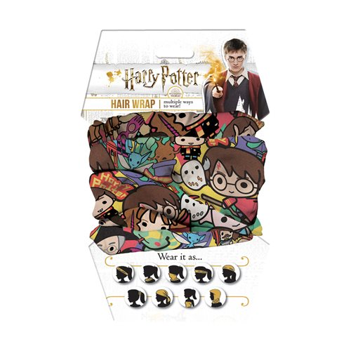 Harry Potter Youth Hair Wrap