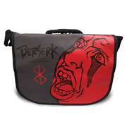 Berserk Behelit Gray Messenger Bag