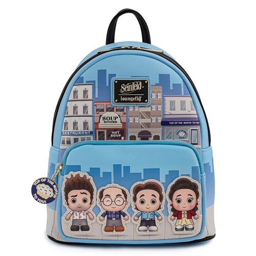 Seinfeld City Mini-Backpack