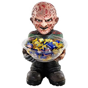 Nightmare on Elm Street Freddy Krueger Candy Bowl Holder