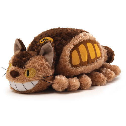 My Neighbor Totoro Fluffy Catbus Plush