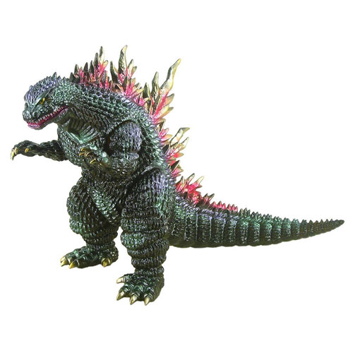 Godzilla Vinyl Wars Godzilla 2000 Sofubi Vinyl Figure - Previews Exclusive