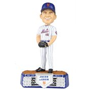 MLB New York Mets Jacob DeGrom Stadium Lights Bobble Head
