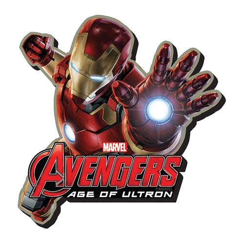 Avengers: Age of Ultron Iron Man Funky Chunky Magnet