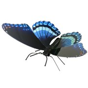 Red-spotted Purple Butterfly Metal Earth Model Kit