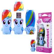 My Little Pony Rainbow Dash Mimobot USB Flash Drive