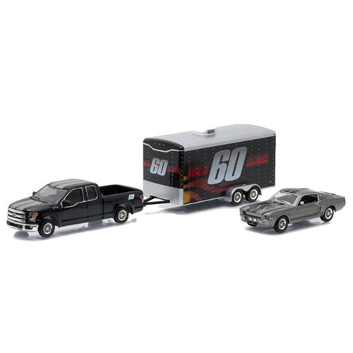 Gone in Sixty Seconds 1:64 Movie Vehicle Trailer Set