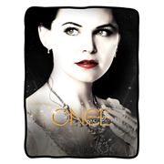 Once Upon a Time Snow White Fleece Blanket