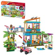 Mega Construx American Girl Lea's 2-in-1 Rainforest Sanctuary Playset