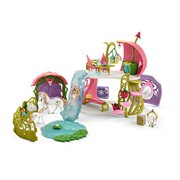 Bayala Glittering Flower House Playset