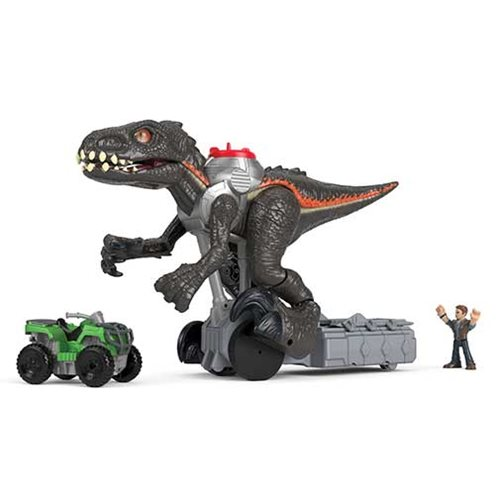 Jurassic World: Fallen Kingdom Imaginext Walking Villain Dino Figure