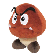 Super Mario All-Stars Goomba 6-Inch Plush