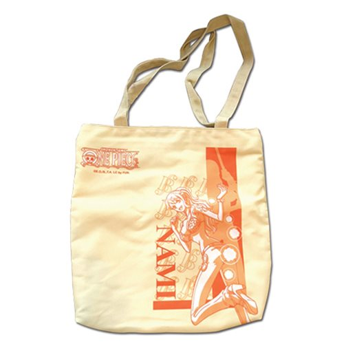 One Piece Nami Tote Bag