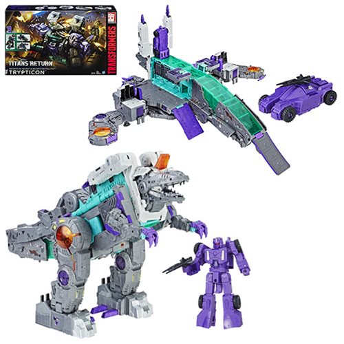 Transformers Generations Titans Return Trypticon Figure