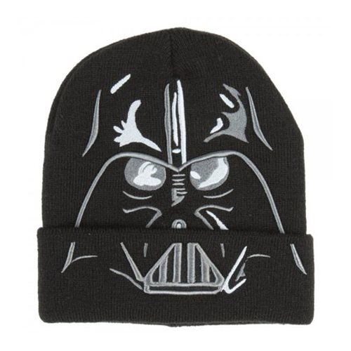 Star Wars Darth Cuff Beanie Hat