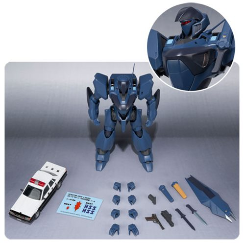 Mobile Police Patlabor Saturn Robot Spirits Action Figure