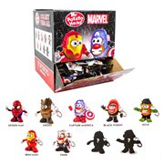 Marvel Mr. Potato Head Key Chain Blind Bag 3-Pack