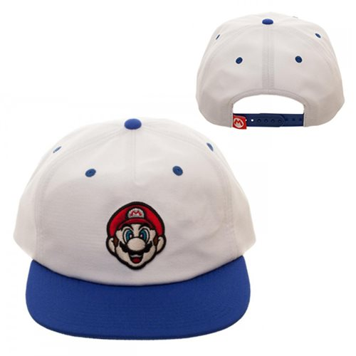 Super Mario Bros. Oxford Snapback Hat