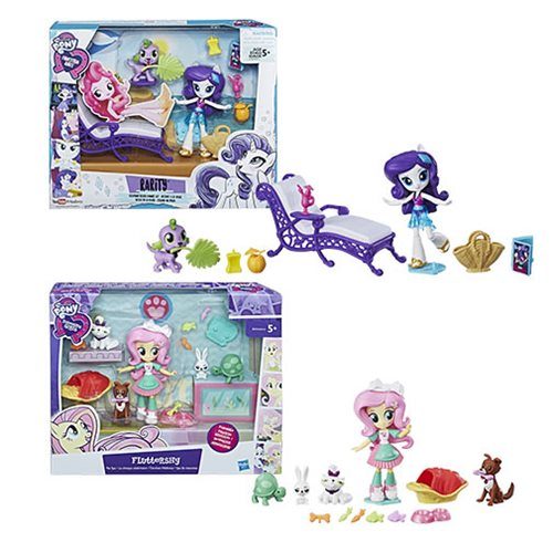 My Little Pony Equestria Girls Friendship Packs Wave 5 Set
