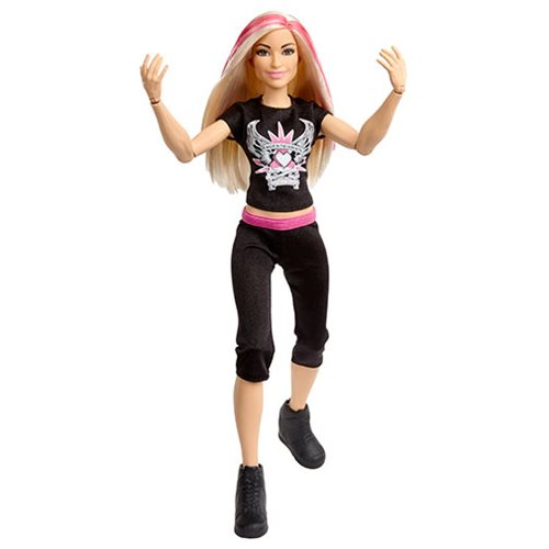 wwe superstars doll
