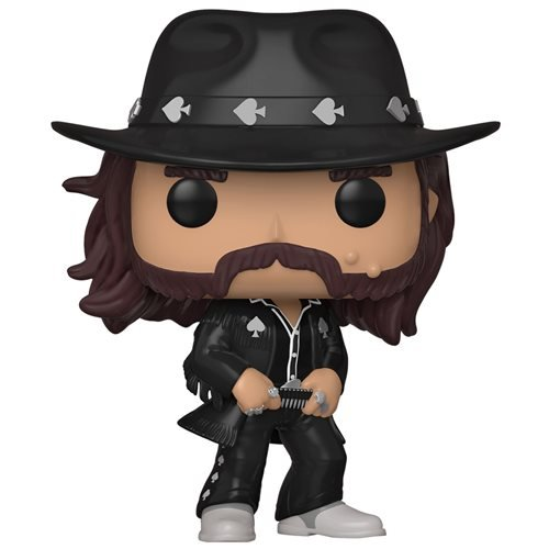 Motorhead Ace of Spades Pop! Album Figure with Case