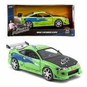 Fast and the Furious Brian's Mitsubishi Eclipse 1:24 Scale Die-Cast Metal Vehicle