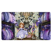 Sofia the First Chair Rail Giant Ultra-Strippable Prepasted Mural