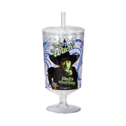 Wizard of Oz Wicked Witch Goblet with Lid