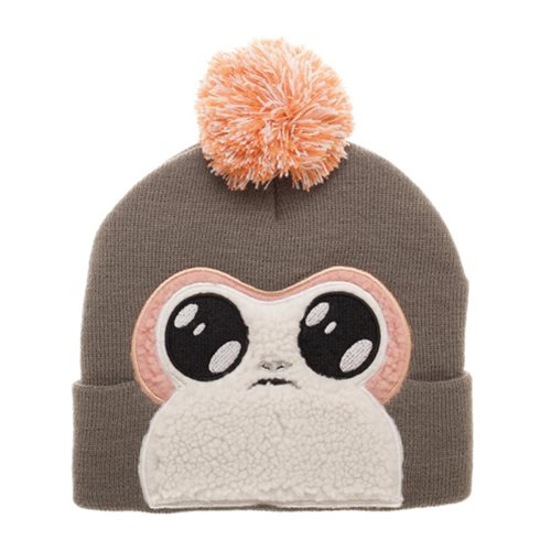 Star Wars: The Last Jedi Porg Bigface Pom Beanie