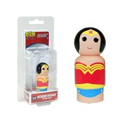 Justice League Wonder Woman Pin Mate Wooden Figure