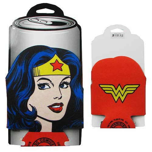 Wonder Woman Face DC Comics Can Hugger