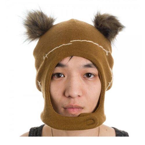 Star Wars Ewok with Ears Snapback Hat Cap