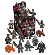 Gears of War Series 1 Mystery Minis Mini-Figure Display Case