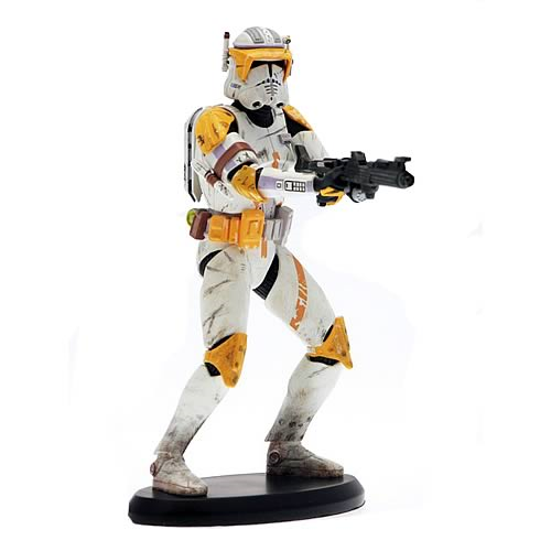 Star Wars Elite Collection Commander Cody 1:10 Scale Statue, Not Mint