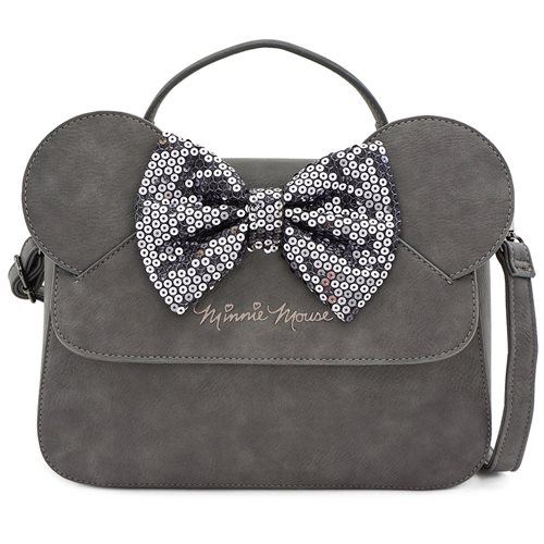 Minnie Mouse Grey Purse