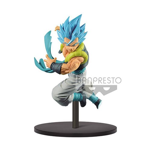 Dragon Ball Super Super Saiyan God Super Saiyan Gogeta Chosenshi Retsuden Vol.5 Statue