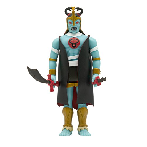 ThunderCats Mumm-Ra 3 3/4-Inch ReAction Figure
