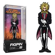 My Hero Academia All Might Halloween Costume FiGPiN Enamel Pin - Entertainment Earth Exclusive